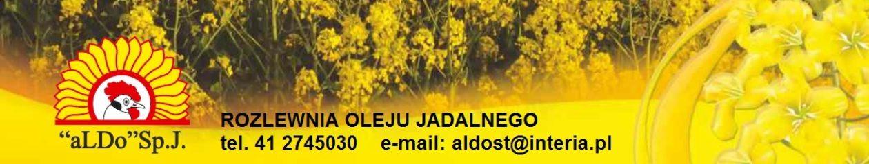 Rozlewnia Oleju Jadalnego ALDO
